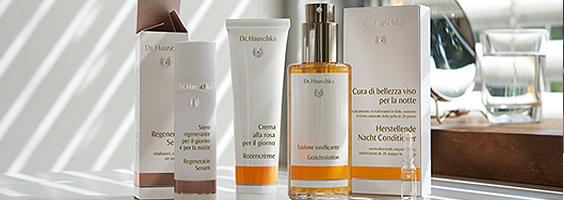 Dr. Hauschka workshop