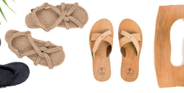 Tip: eco slippers